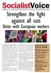 Front of the socialist voice